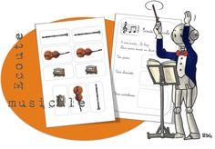 Ecoute musicale : 30 phonèmes en 30 chansons - Bout de gomme
