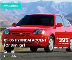Long Term Car Rental, Budget Car Rental, Hatchback Cars, Hyundai Accent, Gps Navigation, Car Ins, San Diego