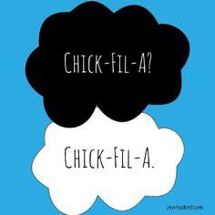 Too funny! #tfios