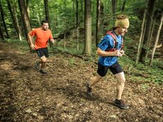 How to Train for Ups and Downs in Trail Running