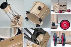 A light weight and portable truss Dobsonian Scope. - #Dobsonian #Telescopes