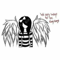 FALLEN ANGELES ❤ (Black Veil Brides) <<<i was seriously singing this just now lol