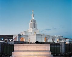 Columbia River Washington Mormon Temple | Mormon Temples