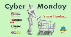 Cyber Monday tiendas   Soydechollos.com