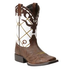 Ariat Kid's Dakota Dogger Western Boots