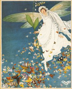 Cover of the May 15, 1913 issue of Vogue Magazine by George Wolfe Plank.
