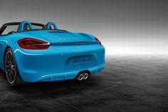 Boxster S di Riviera Biru, Courtesy of Porsche Exclusive - Cars,..