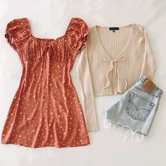 Best Ways To Style Your Outfits - Fashion Trends Teen Fashion Outfits, Trendy Outfits, Cute Outfits, Aesthetic Fashion, Aesthetic Clothes, Style Fashion, Cute Dresses, Summer Dresses, Mode Inspiration