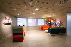 Ymedia 2012 by Stone Designs #office