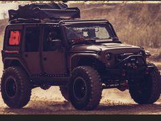 2015 Jeep Wrangler Unlimited Nomad