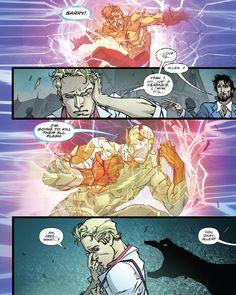 You okay, Allen? #WallyWest #Godspeed #TheFlashRebirth #TheFlash #Flash #FlashRebirth #TheFlashNew52 #TheFlashComics #ScarletSpeedster #SpeedForce #BornToRun #KeystoneCity #DC #DCRebirth #DCUniverserebirth #DCComics #PrimeEarth #Comics #ComicBooks #DCUniverse #New52 #TheNew52 #PreFlashpoint #NewEarth #TheFinalRace #FlashpointParadox #Flashpoint #JoshuaWilliamson #KarlKerschl #ComicsDune