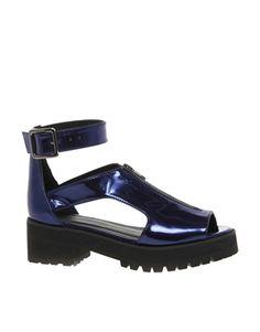 Image 1 ofASOS FIRECRACKER Sandals