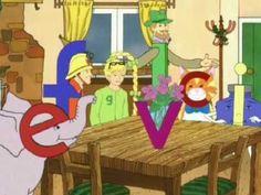 Letterland Christmas video