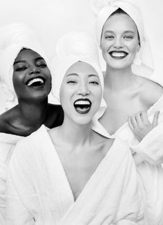 Maria Borges, Soo Joo Park & Emily DiDonato for Glamour US, January 2017 Photographed by Miguel Reveriego Fashion 2017, Daily Fashion, Cipriana Quann, Emily Didonato, Glamour Magazine, Img Models, Vogue Models, Fashion Updates, Justine