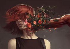 illustrations surréalistes et conceptuelles de l'artiste et graphic designer turque Aykut Aydogdu,basé à Istanbul.