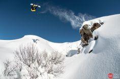 backflip over gap in Alpe d Huez, 2014 pick by Roger Wanke