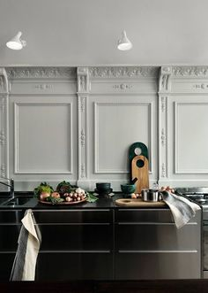 Kitchen - classic meets modern