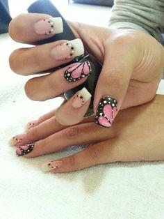 En rosa con frances