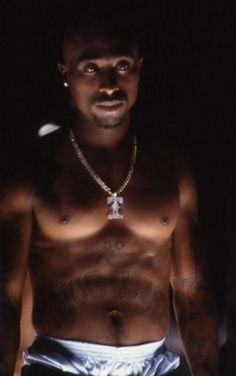 Tupac Shakur - among the sexiest men ever!!!