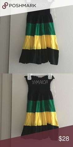 Brand New Jamaican dress size 3T New without tag Brand New Jamaican dress size 3T New without tag.        ❤️We consider reasonable offers when the offer button is been used❤️ Dresses Casual