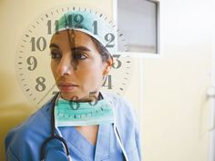 Nurses working at night shifts may disturb their body's natural rhythms. Here are ten useful tips to keep healthy while working at the wee hours.