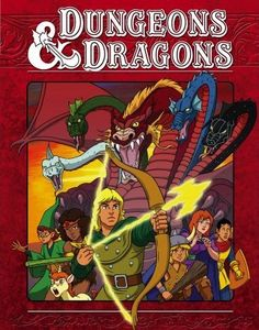 Dungeons & Dragons. I loved this F-ing cartoon!!!!