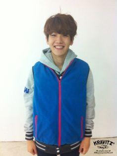 K Pop, Baekhyun Fanart, Chinese Boy, Korean Singer, Boy Groups, Hooded Jacket, The North Face, Actors, Boys