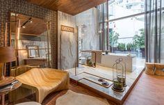 Mostra Casa & Cia 2015- Sala de Banho Decori| | Projeto: Studio Methafora| Fotografia: Mariana Boro