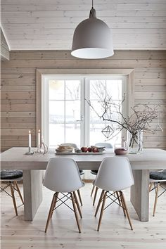 One of the most popular interior design for home is modern. The modern interior will make your home looks elegant and also amazing because of its natural material. If you want to design your home inte Scandinavian Interior Design, Scandinavian Home, Home Interior Design, Interior Architecture, Scandinavian Furniture, Room Interior, Interior Ideas, Modern Interior, Nordic Design