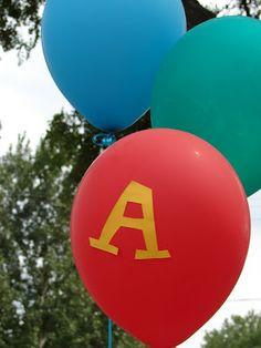 Alvin Balloons