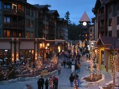 As Mammoth Mountain starts focusing on evening entertainment, the Village is increasingly the place-to-be when the slopes have been properly...