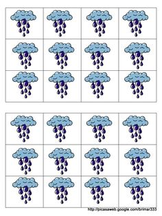 Fotó: DIBUIXOS DEL TEMPS Seasons Activities, Weather Seasons, Picasa Web Albums, Science For Kids, Four Seasons, Preschool, Things To Do, Autism, Journaling