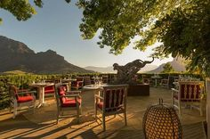 Wine and Dine Experience in Cape Town Enjoy a magical evening in the heart of the Cape Winelands as you visit an award winning wine estate in Stellenbosch to participate in a wine tasting before settling down to an intimate dinner at one of South Africa's top restaurants. Experience the winelands warm country hospitality in a storybook setting offering gorgeous views of rolling vineyards and classic Cape Dutch homesteads set against stunning mountain backdrops.Begin your...