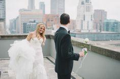#bride #groom #firstlook #dress #suit #weddings #mangostudios #portrait #inspiration photography by Mango Studios