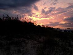 Usedom Sonnenuntergang