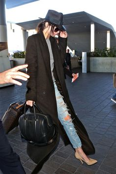 Vote! Which Celebrity Had the Best Weekend Street Style? // Kendall Jenner