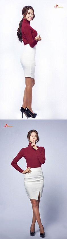 Seolhyun shows off her sexy body line in new 'SK Telecom' pictures | http://www.allkpop.com/article/2016/01/seolhyun-shows-off-her-sexy-body-line-in-new-sk-telecom-pictures