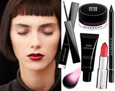 Губы омбре: Givenchy L'Autre Noir