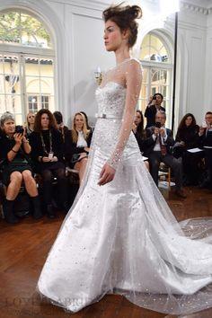 Sheath Wedding Dress :     Picture    Description  sposa Ines di Santo Fall 2015 foto lovellabridal.com    - #Sheath https://weddinglande.com/dresses/sheath/sheath-wedding-dress-sposa-ines-di-santo-fall-2015-foto-lovellabridal-com/