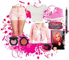 """""""Perrie Edwards Inspired"""" by tommotomlinson1 ❤ liked on Polyvore"""