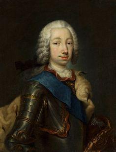 Grand Duke Peter Feodorovich of Russia (1728 - 1762) / By G. C. Grooth, 1748.