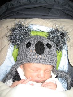 Most adorable hat!
