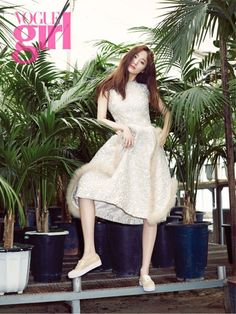 Krystal for Vogue Girl Korea May Issue 2015