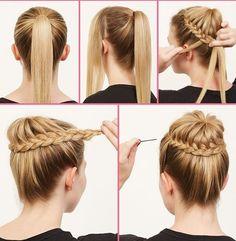 Duga kosa, kada je riječ o frizuri, ponekad može biti pravi izazov. Ipak, ukoliko želite da imate trendi frizuru, onda je pletenica baš za vas. Donosimo deset odličnih stilova i načine na koje ih možete napraviti.    Francuska pletenica     Trostruko prepletena punđa     Pletenica sa stra