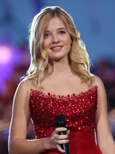 Jackie Evancho Photos Photos - Classical crossover star Jackie Evancho performs at A Capitol Fourth concert at the U.S. Capitol, West Lawn, on July 4, 2016 in Washington, DC. - A Capitol Fourth