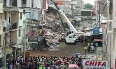 Ecuador president warns earthquake death toll will probably rise // @inhabitat
