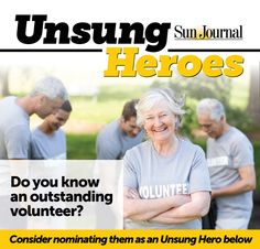 Unsung Heroes - New Bern Sun Journal - New Bern, NC