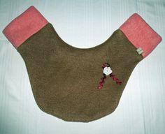 Ein romantischer Partnerhandschuh für den nächsten Winterspaziergang. Aus kuscheligem Fleece hält er deine Hände warm. Der Handschuh kann auch allein