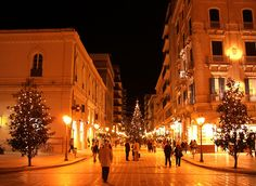 Italy at chrismas time