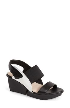 Naya 'Sammy' Wedge Sandal (Women) available at #Nordstrom